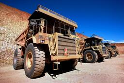 Mining_Hauling Equipment
