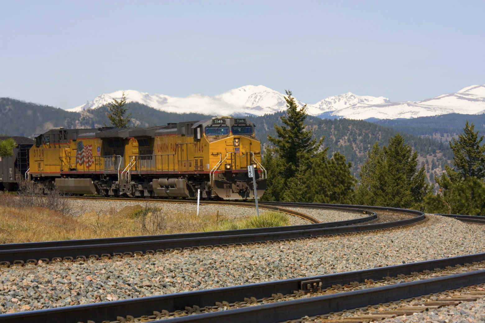 diesel locomotive smaller